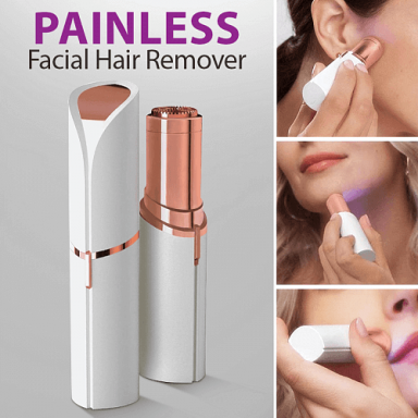 FINISHING TOUCH FLAWLESS PAINLESS FACIAL HAIR REMOVER