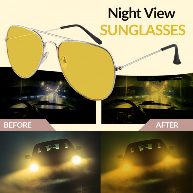 NIGHT VIEW HD VISION GLASSES