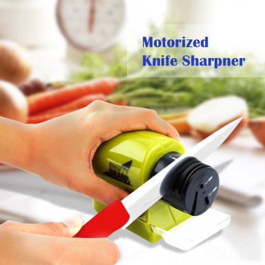SWIFTY SHARPE MOTORIZED KNIFE SHARPENER